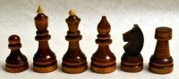 шахматные фигуры турнирные лак