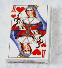 карты игральные атласные 36