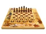 Шахматы Сафари