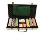 Покерный набор 300 в кейсе