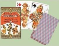 карты игральные Золотая Россия 55