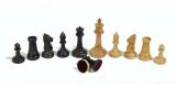 Фигуры шахматные Стоунтон бук