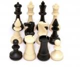 шахматные фигуры Обиходные пластик