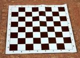доска шахматная виниловая 35