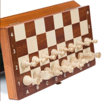 шахматы магнитные интарсия
