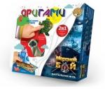 игра Оригами + Морской бой
