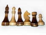 Шахматные фигуры Турнирные Люкс П