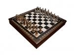 Шахматы Эпоха империй  венге антик