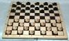 шашки деревянные в доске 100 клеток