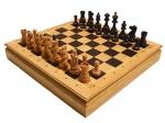 шахматный Ларец стоунтон светлый