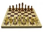 Шахматы обиходные вязь