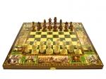 Шахматы Бородино 3 в 1