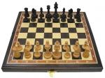 Шахматы венге ясень 40 Классические 5 утяжелённые