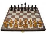 Шахматы 3 в 1 венге серебро Классические 5