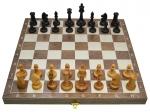Шахматы Венге серебро Классические 5
