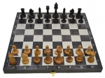 Шахматы Черное серебро Классические 5
