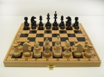 Шахматы гроссмейстерские Люкс бук