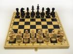 Шахматы гроссмейстерские Люкс ясень