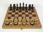 Шахматы гроссмейстерские Люкс саппели