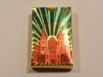 Карты игральные сувенирные музей золото
