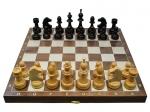 Шахматы Гроссмейстерские венге серебро