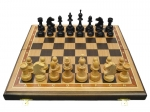 Шахматы венге дуб 45 Гроссмейстерские