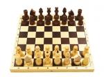 шахматы обиходные парафинированые