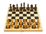 шахматы обиходные лак П