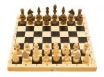 шахматы обиходные парафинированные П