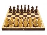 шахматы обиходные лак тонированные