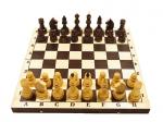 шахматы турнирные лак тонированные