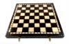 доска шахматная с выжегом 50