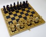 шахматы Гроссмейстерские бук тонированные