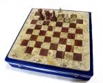 шахматы Яшма-Оникс люкс