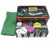 Покерный набор на 200 фишек с номиналом Holdem Light