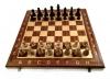 шахматы 3 в 1 Стратег махагон