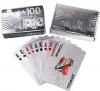"""Карты пластиковые """"Silver Standard Poker"""""""