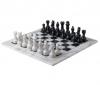 шахматы Белый Мрамор + Черный Мрамор 30