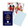 карты игральные Супер люкс, 32 листа (пласт. коробка)