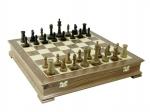 Ларец шахматый Стоунтон махагон