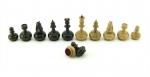 шахматные фигуры дуб