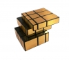 Головоломка кубик Золото (3х3х3)