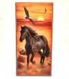 нарды Сирийские Конь на закате большие