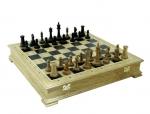 Ларец шахматый Стоунтон дуб