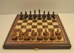 Шахматы Романтик орех 45