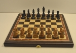 Шахматы Престиж венге 45