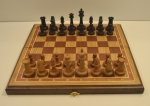 Шахматы Классические дуб 45
