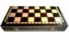 доска шахматная с выжегом 40