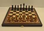 Шахматы Классические венге 45