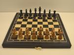 Шахматы Престиж Черный принц 45